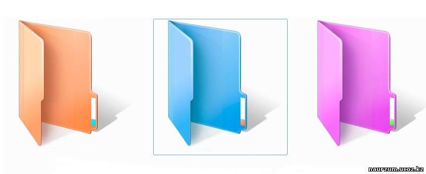 иконки для папок windows 7: